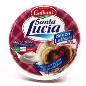 Galbani Santa Lucia Mascarpone senza lattosio gr. 250