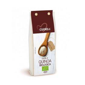 Cuoredi Farina di Quinoa bio senza glutine gr. 200