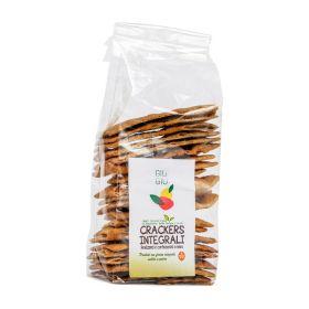 Giù Giù Crackers integrali maiorca gr. 200