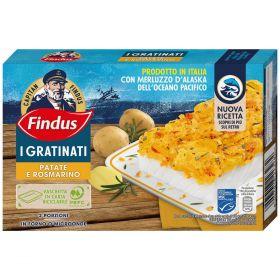 Findus Gratinati con patate rosmarino gr.380