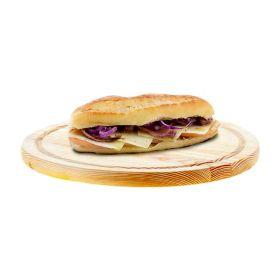 I panini di Giù Il panino cunzato