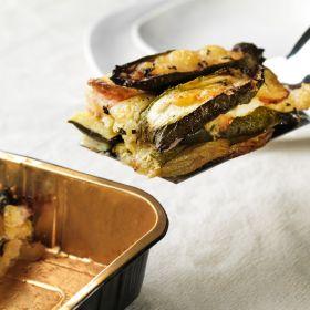Teglia sformato di zucchine e patate x6