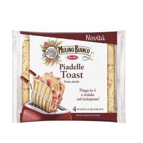 Mulino Bianco Piadelle Toast x12 gr.240
