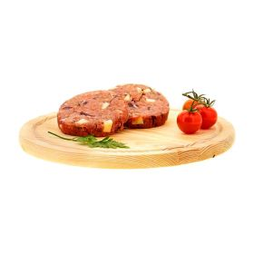 Le selezioni P&V Hamburger radicchio fontina e noci