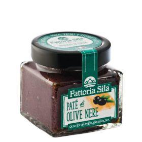 Fattoria Sila Patè di olive nere ml.212