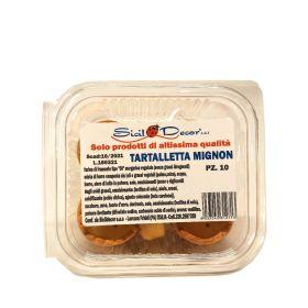 Sicildecor Tartellette Mignon 10 pezzi