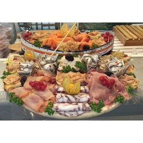Le selezioni P&V Tagliere di pesce affumicato